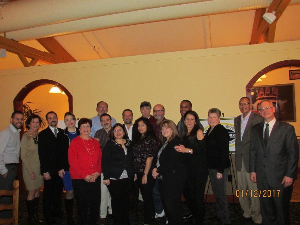 SECC 2017 Executive Board and Trustees