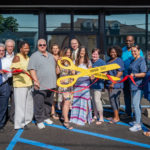 Executive Baby Relocates with a Chamber Ribbon Cutting