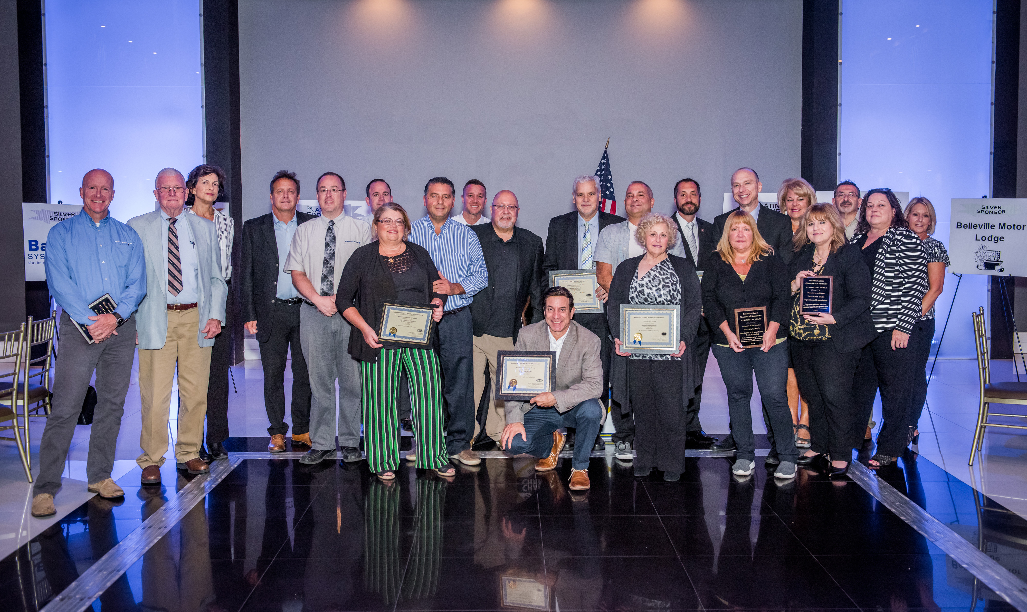 2019 Business Anniversary Awards