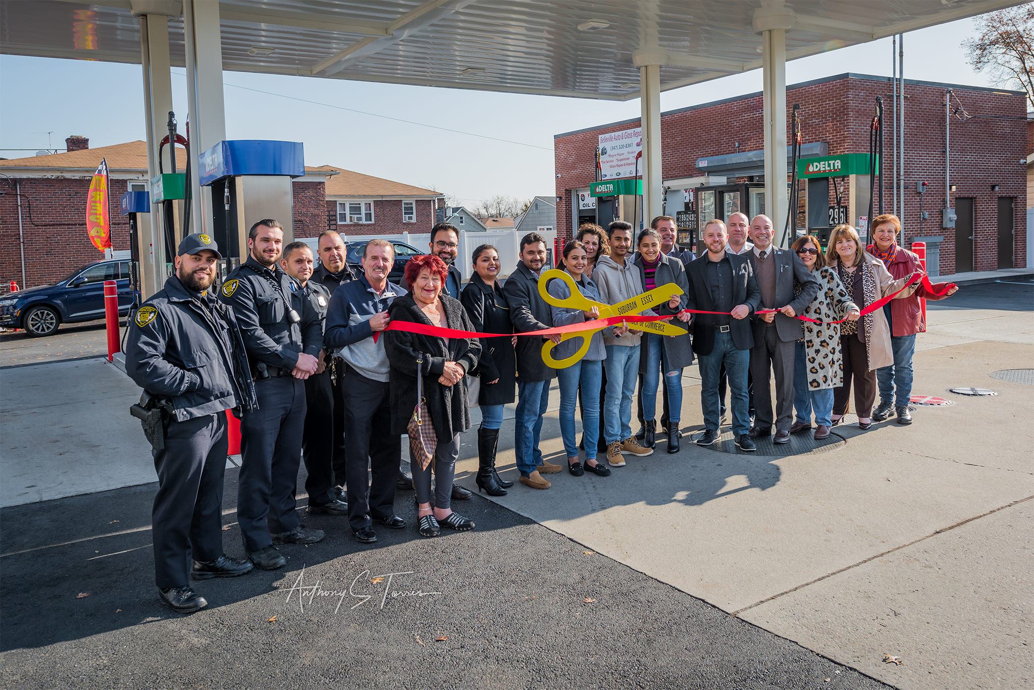 Congratulations Delta Fuel and Welcome to our Community